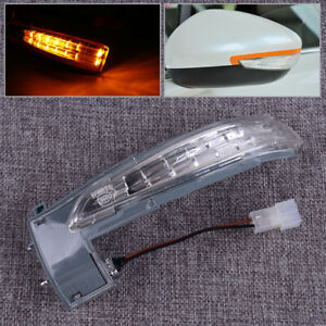Right Wing Mirror Turn Signal Light Indicator Fit for Peugeot 508 Citroen DS5 C4