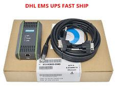 5pcs 6ES7972-0CB20-0XA0 USB/MPI PC Adapter USB for Siemen S7-200/300/400 PLC