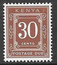 Lightly Hinged Kenya Kenyan Stamps (1963-Now)