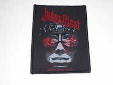 JUDAS PRIEST HELL BENT FOR LEATHER WOVEN PATCH