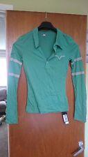 Ladies Long Sleeve Top - Diesel - Green (Clearance Sale)