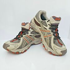 ASICS GORETEX GEL TRABUCO Cross Country trainers  hiking  EURO 37 UK 4.5 (m2)