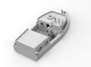1/72 WWII Vedette Militaire 3D
