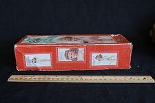 "IN BOX Vintage 10"" Ideal Little Miss Revlon Doll Ponytail Platinum #9000"