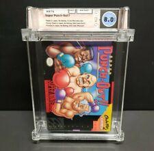 Super Punch-Out (Super Nintendo, 1994) SNES Complete CIB Wata Graded 8.0