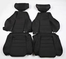 Custom Made 1988-1991 Mazda Rx7 RX-7 Convertible FC Leather Seat Covers