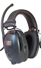 Howard Leight SYNC Digital Radio AMFM Earmuff Black w/MP3 Jack Protect Tool Safe