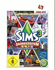 The Sims 3 Seasons DLC origin key PC descarga código global envío rápido []