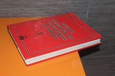 (170A) Annuaire international des collectionneurs de voitures 1985-1986
