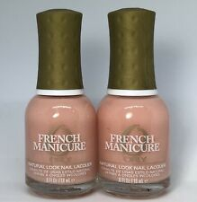 Orly French Manicure Nail Polish JE T'AIME 42488 Sheer Baby Pink Lacquer
