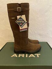 BNWB Ariat Ladies Torridon GTX Bracken Brown Leather Boot