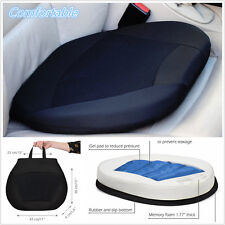 Comfortable Orthopedic Gel Cushion Mat for Drivers Car Seat Office Chair w/Memor
