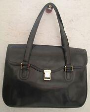 AUTHENTIQUE  sac à main MARFORIO marque depuis 1875 cuir TBEG vintage bag