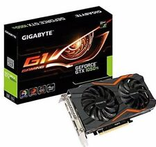 Carte graphique VGA Gigabyte NVIDIA GeForce gtx1050ti g1 Gaming 4 Go RAM NEUF