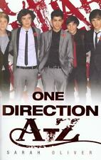 One Direction A-Z, Sarah Oliver, Very Good condition, Book