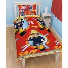 Fireman Sam Single Doona Cover Quilt Cover