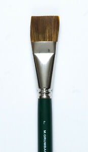 "Grumbacher's ""6142"" Aquaralle Brush Was $35.00 NOW $15.00"