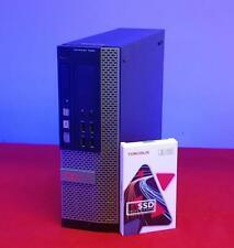 Dell Optiplex 7020 SFF New 512GB SSD i5 3.3GHz 16GB Ram WIFI AMD GFx Win 10 Pro
