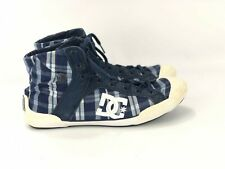 DC SHOES CHELSEA Z HSE Navy Des chelsea ultra fines Women's size 9
