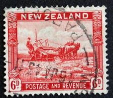 Timbre NOUVELLE-ZELANDE / Stamp NEW ZELAND - Yvert et Tellier n°201 obl (Cyn22)