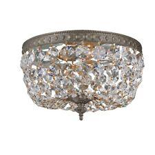 Crystorama Richmond Crystal Spectra Crystal Basket - 710-EB-CL-SAQ