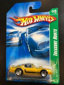 2008 Hot Wheels Treasure Hunts Hot Bird card # 05 Of 12  (165/196)