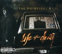 Notorious B.I.G. - Life After Death [CD New]