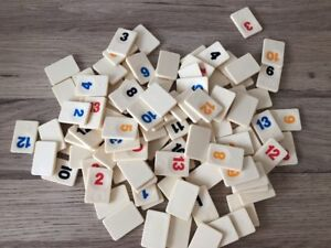 THE ORIGINAL RUMMIKUB - SPEARS GAMES - REPLACEMENT TILES - SPARE TILES
