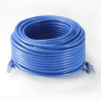 CAT6a CAT6 SFTP Shielded Network LAN Patch Cable Cord RJ45 8P8C Ethernet 6-100ft