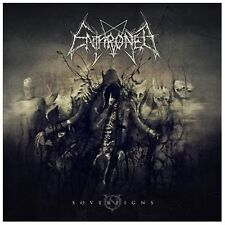 Enthroned - Sovereigns CD 2014 digi black metal Belgium Agonia