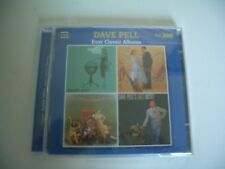 DAVE PELL 2 CD NEUF EMBALLE. FOUR CLASSIC ALBUMS.EMSC 1076.