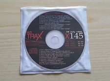 HIT TRAX (COUNTING CROWS, MICHAEL JACKSON, ELECTROSET) - CD PROMO COMPILATION