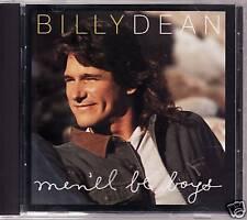"BILLY DEAN ""MEN'LL BE BOYS"" CD 1994 liberty"