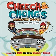 Cheech & Chong's Animated Movie Musical Soundtrack Album CD BRAND NEW! SEALED!