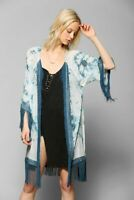 Urban Outfitters UO Staring At Stars Tie Dye Kimono SZ M/L