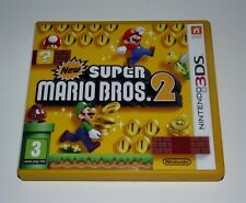 New super mario bros 2 3D Game for Nintendo 3DS & 3DS XL