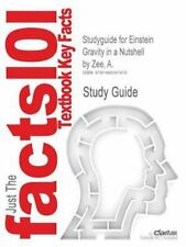 Studyguide for Einstein Gravity in a Nutshell by Zee, A., ISBN 9780691145587 (Pa