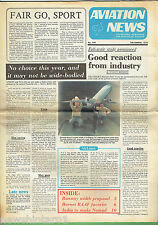 #AA5. AUSTRALIAN AVIATION  NEWS  NEWSPAPER #166  DECEMBER 1978