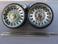 JADA JUST TRUCKS 1/24 SCALE DULLY WHEELS FOR REPAIRING '55 CHEVY TRUCKS LAST ONE