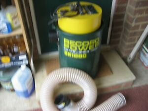 RECORD TOOLS DUST EXTRACTOR DX1000