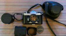 Vintage Asahi Pentax Spotmatic SP Camera w/ Super-Takurma 1:1.4/50 Lens w/Cases