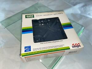 500 Inflight Boeing 747 300 Saudi Arabian Airlines Licensed Box Only