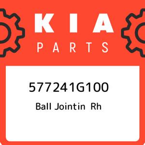 577241G100 Kia Ball jointin rh 577241G100, New Genuine OEM Part