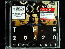 Justin Timberlake - The 20/20 Experience 2CD Sealed Deluxe Edition