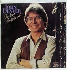 JOHN DENVER - vintage vinyl LP - Some Days Are Diamonds - gatefold