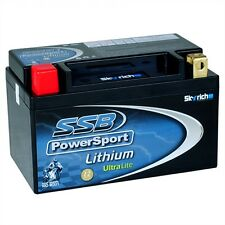 2005 - 2017 Suzuki GSX-R1000 GSXR1000 SSB Ultralite lithium battery 290 cca