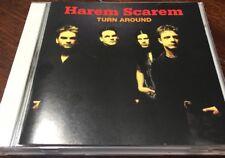 Harem Scared Cd Single Japan Turn Around Rare Eclipse Inglorious Mr Big Hardline