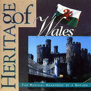 Various - Heritage Of Wales CD Like new