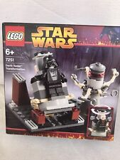Lego Star Wars 7251 Darth Vader Transformation Complete with Instructions & Box