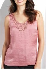Marks and Spencer Women's Casual Vest Top, Strappy, Cami Tops & Shirts